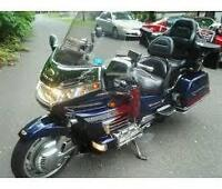 Wanted: My 2000 GOLD WING needs maintenance from technician