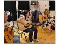 Group guitar classes