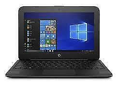 HP Stream 14 HD Laptop (Celeron N4000 Processor, 4 GB RAM, 64 GB) - 4JC76UA#ABA