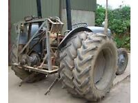 CHEAP GREY FERGIE FERGUSON DIESEL TRACTOR WANTED