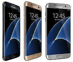 SAMSUNG GALAXY S7 EDGE 32GB  WITH FREE WIRELESS FAST CHARGER