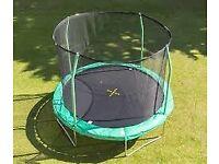 Trampoline 10ft + Enclosure
