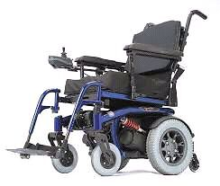 FAUTEUIL ROULANT DE LUXE QUICKY 646 Val 7000$