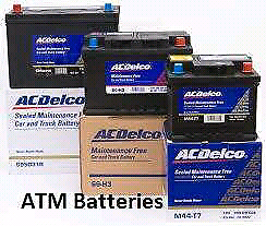 FREE DELIVERY ACDelco Batteries North Adelaide Adelaide City Preview