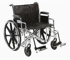 Super Deal!! Bariatric Sentra EC Heavy Duty Wheelchair