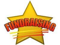 Bucket fundraising Job Oppotuntity