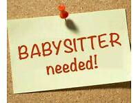 Looking for reliable babysitter for twins aged 10yrs