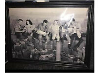 FRIENDS large framed picture