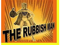 * ALL LONDON ANY junk ANY rubbish waste CLEARANCE garage BUILDERS GARDEN COLLECTION REMOVAL DISPOSAL
