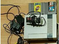 NES bundle with classic games