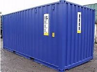 Storage containers to rent in Dudley with free van hire starting from 15.00 per week