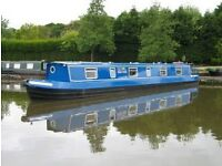 Canal Boat Club Timeshare 6 Berth: £1500.00 plus £150 transfer fee. To start from September 2017