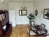 Beautifully presented unfurnished colony double upper. 2 bedroom with large lounge, large dining