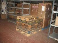 Storage space 350 sqft - 4000 sqft