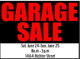 Huge Multi Family Garage Sale!! Downtown Kelowna