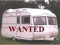 Wanted - CARLIGHT Vintage Caravan