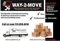 BUDGET FRIENDLY MOVES CALL 226-456-4914