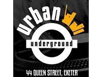 Social Night, Urban Burger, 44 Queen Street, Exeter EX4 3SR