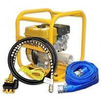 Water Pump hire 5.5hp Padstow Bankstown Area Preview