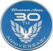 30th Anniversary Trans Am