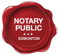 Commissioner of oaths / Notary Public Same Day appointments