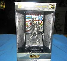 PEWTER FIGURINE LIMITED EDITION SUPER HEROES $40 each Windsor Region Ontario image 2