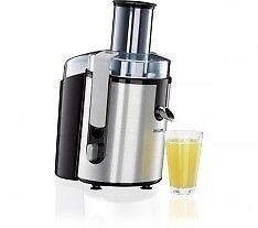 PHILLIPS JUICER HR1861 -USED-FULLY WORKING CONDITION -rrp £60 CITY CENTRE PICK UP