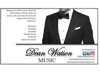 Wedding/ Events singer (Rat Pack tribute) Dean Watson