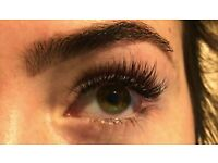 SEMI-PERMANENT LASH EXTENSIONS £45!