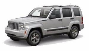 JEEP KK CHEROKEE FOR WRECKING CALL US FOR KK CHEROKEE PARTS