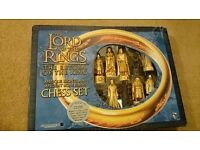Lord of the Rings Return of the King chess set