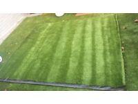 ARTIFICIAL / FAKE GRASS - EASIGRASS - EASY GRASS - KNIGHTSBRIDGE RANGE - BRAND NEW- CHEAP DEAL