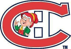 CHRISTMAS GIFT IDEA! MONTREAL CANADIENS TICKETS FOR ALL HOME GAMES IN MONTREAL!