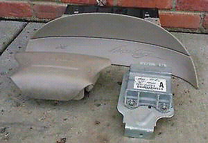 1999 to 2004 mustang air bags