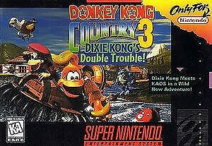 Wanted: Donkey Kong Country 3 SNES