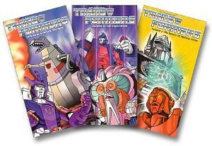 UNALTERED broadcast masters of Transformers G1 Animated Cartoon!