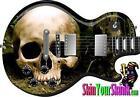 Guitar Graphics Decal