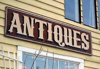 BUYING ANTIQUES AND ANYTHING OLD: