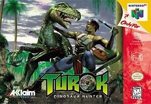 Turok N64, great condition