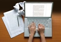 Hiring Talented Writers and Editors Freelance
