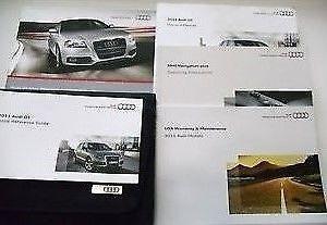 Audi Q5 Owners Manuals (OEM)
