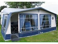 ISABELLA AMBASSADOR CARAVAN AWNING SIZE IS 900 as new