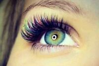 Eyelash extensions 20% off
