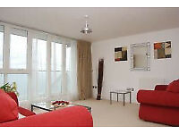 spacious two double Bedroom with great overlooking river view flat in Excel london/silver town, e16