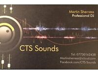 CTS Sounds Mobile Professional Disco Services