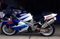 Attention Collectors! Rare Super Bike the TL1000R!
