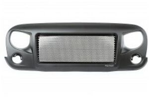 Grille Contour Spartan-Angry Eyes Wrangler JK 07-17