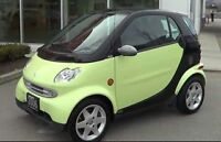 Smart Car - STOP SPENDING $ ON GAS!!!