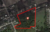 8 PLUS ACRES FOR SALE - DORCHESTER