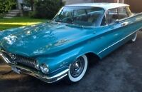 1960 Buick LeSabre, rust-free California car